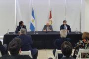 Francisco Mugnolo inauguró la nueva sede de la Delegación Litoral