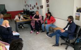 The PPN visited neighborhood 31 in CABA